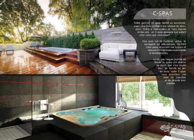 Catalogue C-Spas.com